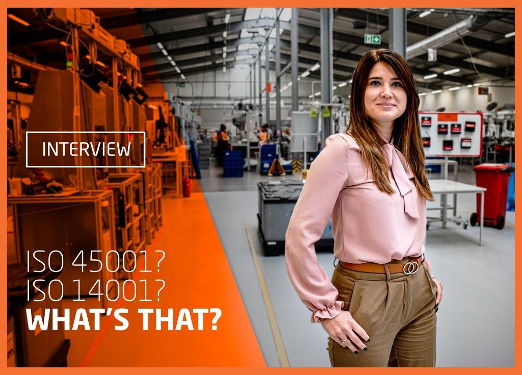 Wywiad ISO 45001 ISO 14001